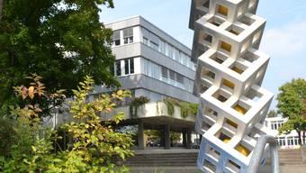 Das Gemeindehaus Wohlen.