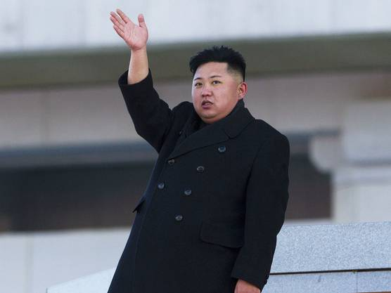 Kim Jong Un (Archiv)