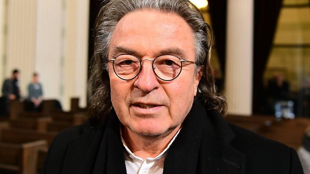 ARCHIV - Peter-Michael Diestel, letzter Innenminister der DDR. Diestel hat seine Partei, die CDU, am 20.04.2021 verlassen. Foto: Soeren Stache/dpa-Zentralbild/dpa
