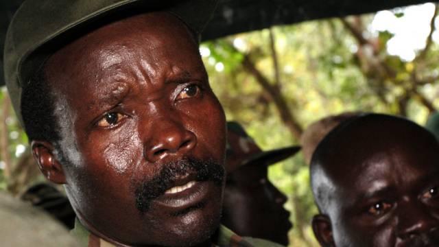 LRA-Anführer Joseph Kony (Archiv)