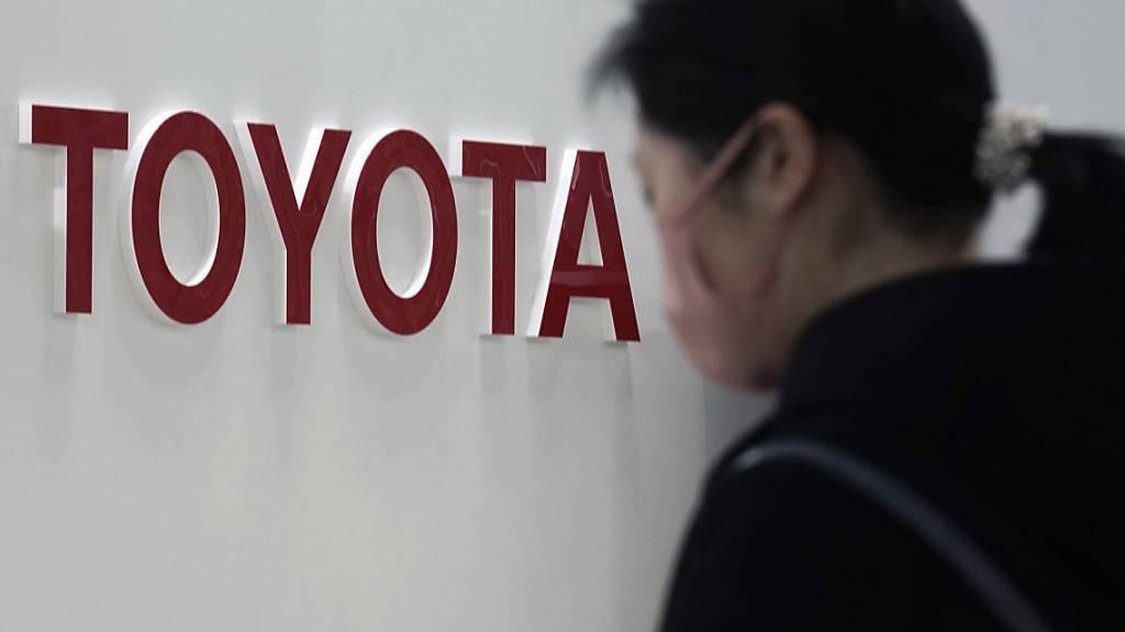Schwacher Yen beflügelt Toyota
