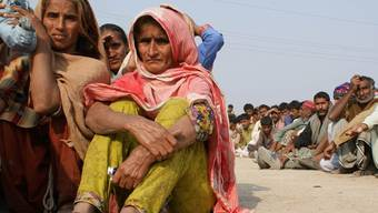 Mehr als vier Millionen Menschen sind in Pakistan noch obdachlos