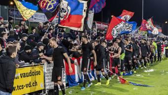 Zeit zum Durchatmen bleibt dem FCB kaum: Schon am Sonntag steht das Liga-Heimspiel gegen Xamax an.