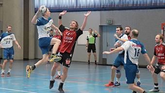 Daniel Imhof (mit Ball) zeigte eine starke Leistung.