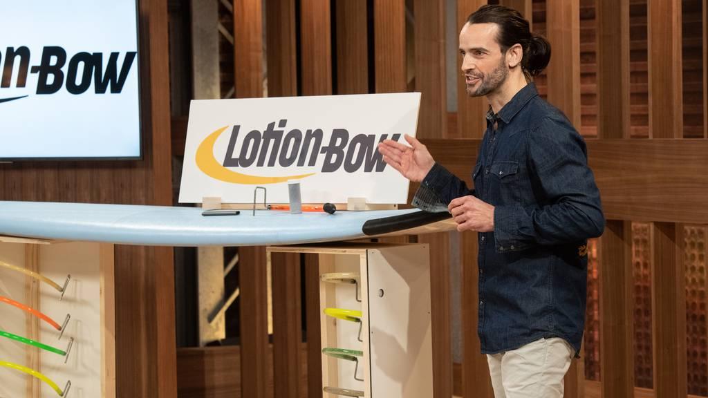 Lotion Bow: Der Gründer stellt sich vor!