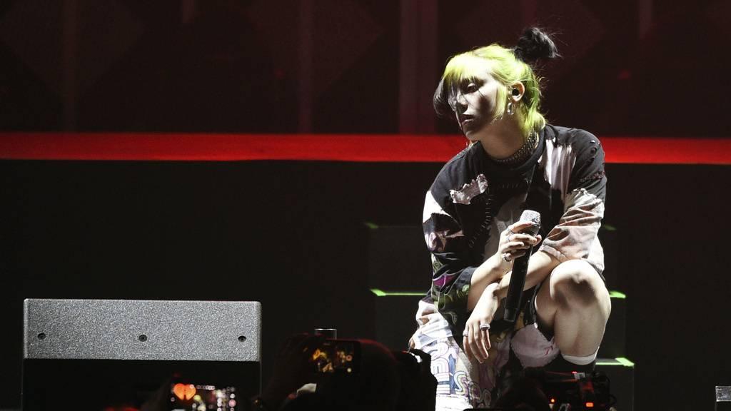 Billie Eilish und Aerosmith kommen an die Grammys