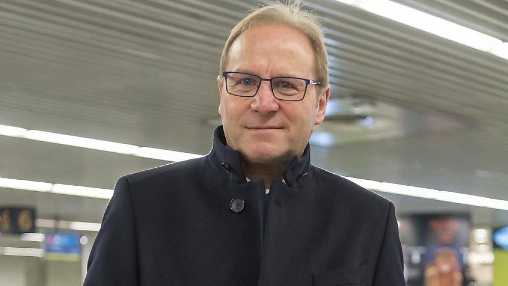 Jean-Paul Brigger verlässt den FC Basel auf eigenen Wunsch