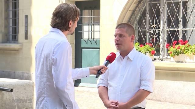 Erich Hess: Grenze überschritten?