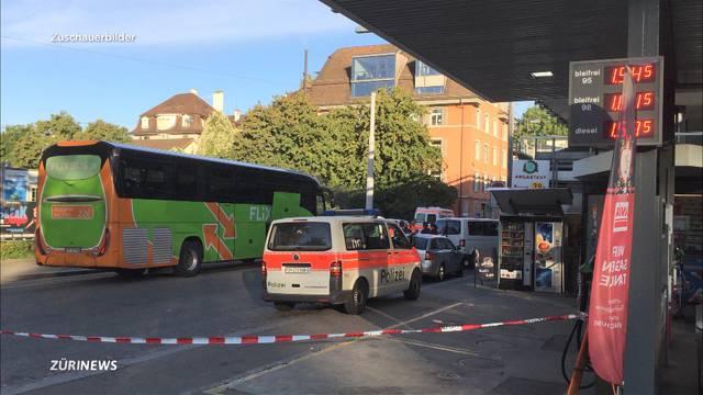 Terrorverdacht auf Zürcher Carparkplatz