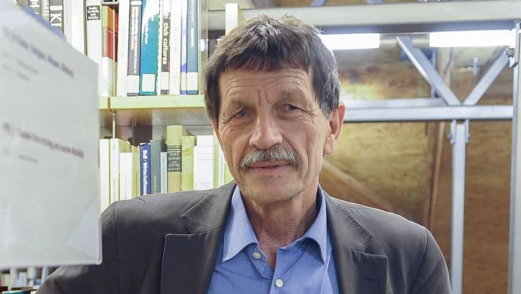 Ueli Mäder, emeritierter Soziologieprofessor