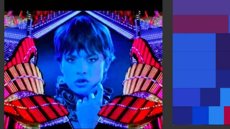 """Farben tragen viel zur Ausdruckskraft von Filmen bei. In einem Projekt analysieren Zürcher Forschende beispielsweise die Farben des 1980er Films """"One from the Heart"""" von Francis Ford Coppola."""