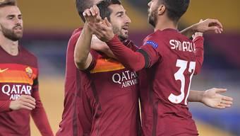 Die AS Roma bekundet mit dem rumänischen Meister Cluj keine Probleme