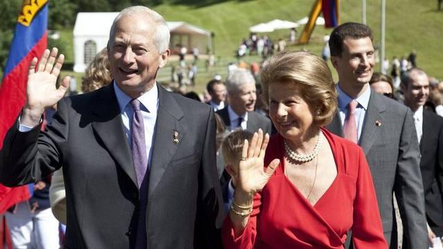 Der Fürst Liechtensteins darf sein Vetorecht behalten (Archiv)