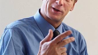 Es zieht ihn wieder stärker in die Privatwirtschaft: SVP-Nationalrat Thomas de Courten.