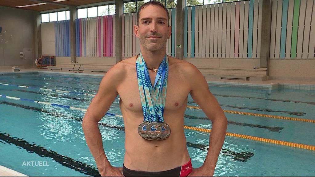 Aargauer gewinnt zehn Medaillen an Rettungsschwimmer-EM
