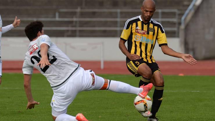 Siegt OB in Genf und Cham kann daheim gegen YF Juventus nicht gewinnen, nimmt Gelb-Schwarz auf dem Liga-Thron Platz.