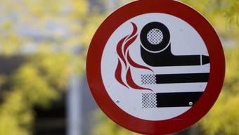 Studie: Rauchverbote reduzieren Zahl der Spitalaufenthalte (Symbolbild)