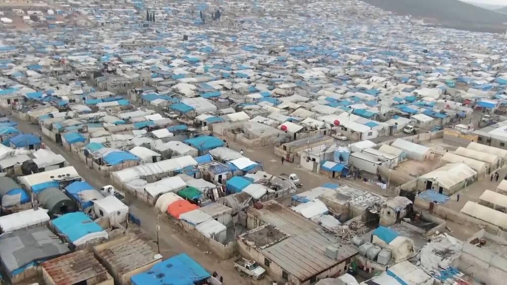 Syrien: «Grösste humanitäre Krise unserer Zeit»