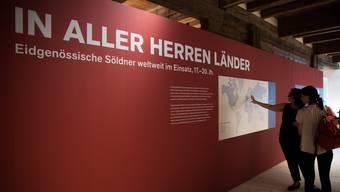 Bringt Licht in ein düsteres Kapitel der Eidgenossenschaft und der Solothurner: Ausstellung «In aller Herren Länder».