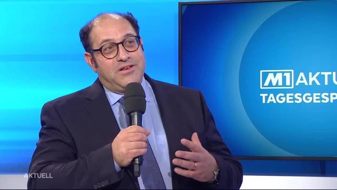 Dr. med. Joram Ronel: «Corona ist ein Anti-Gruppen-Virus, ein Einsamkeits-Virus» (22. Oktober 2020)