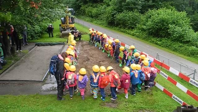 Bei den Kindergärten gibt es erheblichen Handlungsbedarf, was ihre Sanierung angeht.