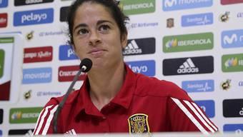 Glück gehabt: Für Marta Torrejon und das spanische Nationalteam geht die EM trotz nur einem Sieg in den Gruppenspielen weiter
