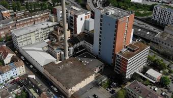 Nestlé in Basel