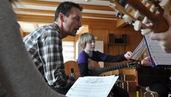 Musiklager der Stadt Solothurn in Saanenmöser
