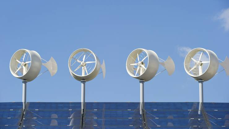 Windenergie auf dem eigenen Grundstück nutzen: Geht das? - Wohnen ...