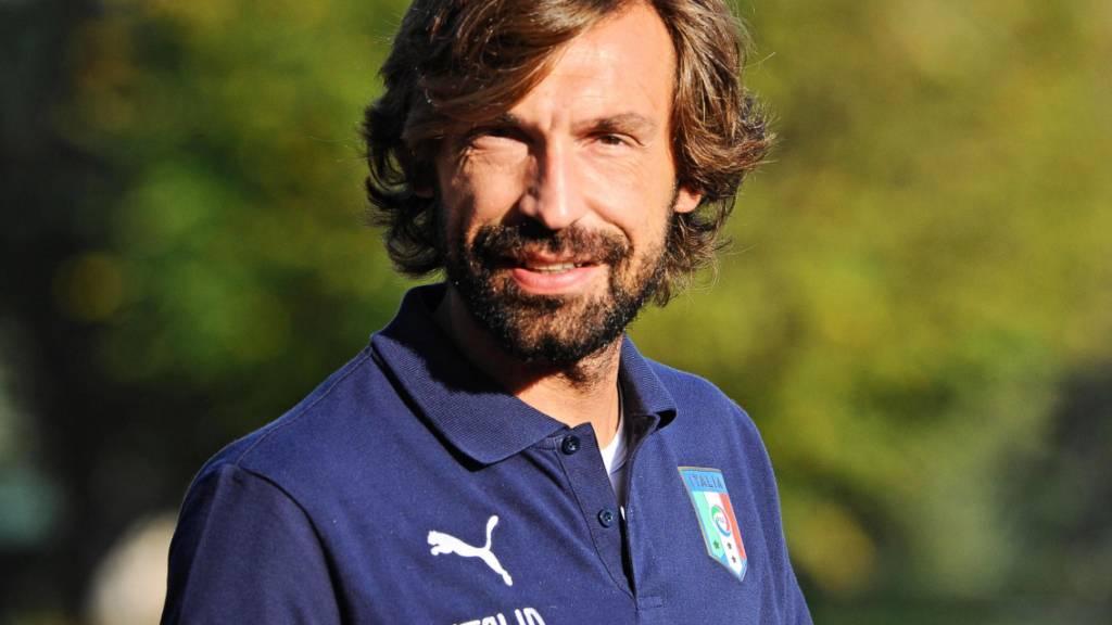 Trainerdebütant Andrea Pirlo bekommt Kredit