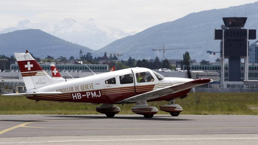 Flugzeugabsturz Graubünden