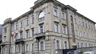 Der Prozess vor dem Bundesstrafgericht in Bellinzona wurde unterbrochen (Archiv).