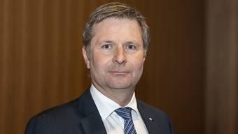 Der Luzerner Finanzdirektor Marcel Schwerzmann (parteilos) wird abgestraft: Er muss in den zweiten Wahlgang und liegt hinter Grünen und SP zurück. (Archivbild)