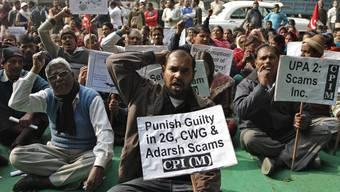Nüssli Indien - Korruptions-Affäre wegen Commonwealth Games 2010