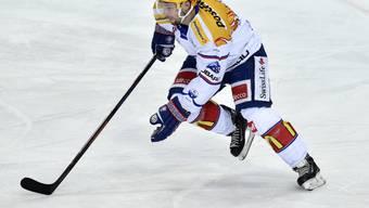 Der Schwede Robert Nilsson entschied die Partie in Langnau zugunsten der ZSC Lions