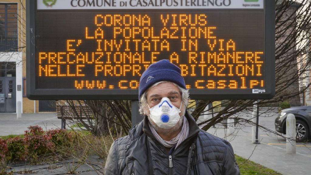 Coronavirus in Italien: Schweizer Behörden treffen erste Massnahmen