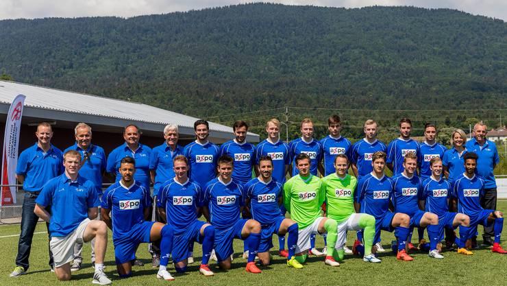 Das Team AFV überzeugte am UEFA-Regionenpokal