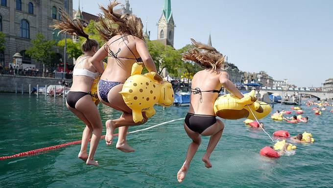 55. Zürcher Limmatschwimmen