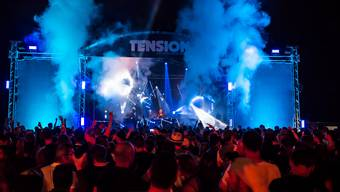 Zum Beispiel Tension Festival, Münchenstein-St. Jakob: Die Ausgabe 2020 fällt Corona zum Opfer. Ob der Veranstalter, eine GmbH, für den Ausfall vom Kanton Baselland entschädigt wird, ist stark zu bezweifeln.