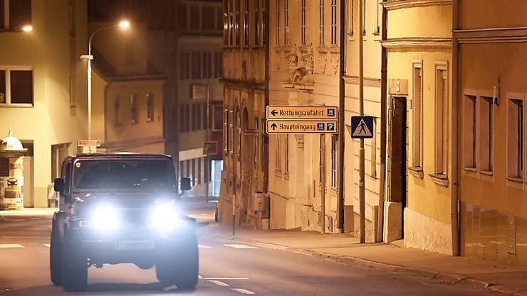 In dieser Strasse im österreichischen Ort Eisenstadt soll es zur Entführung der 88-Jährigen gekommen sein.