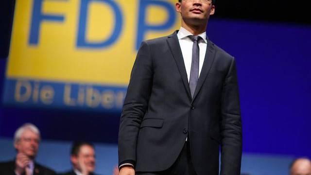 Philipp Rösler als Partei-Chef bestätigt