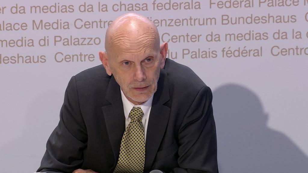 Corona-Update: Die neusten Informationen des Bundes
