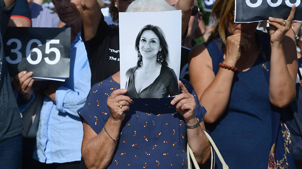 Malta offeriert Begnadigung im Mordfall Caruana Galizia