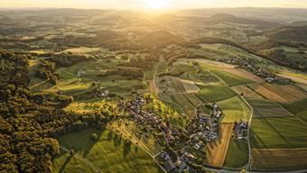 Das ehemalige Dorf Linn, das heute Bözberg heisst, was längst nicht allen gefällt.