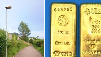 Goldfund von Klingnau