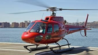 600 Dollar kostet ein Flug per Helikopter von New York in die Hamptons.HO