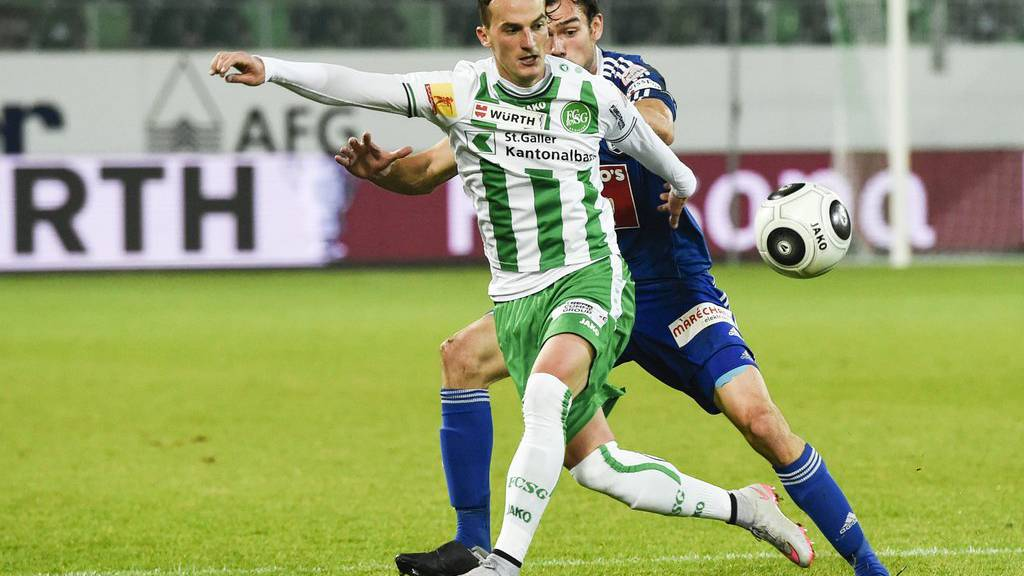 Steven Lang wird an den FC Schaffhausen ausgeliehen.