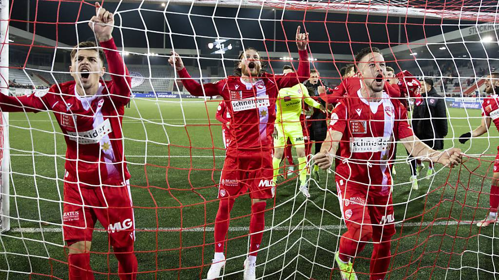 Kein Super-League-Duell in den Cup-Viertelfinals