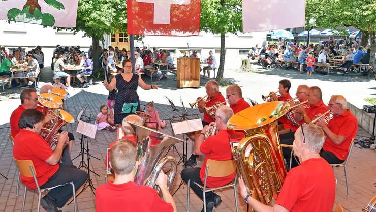 Die 1. Augustfeier von Gretzenbach 2019