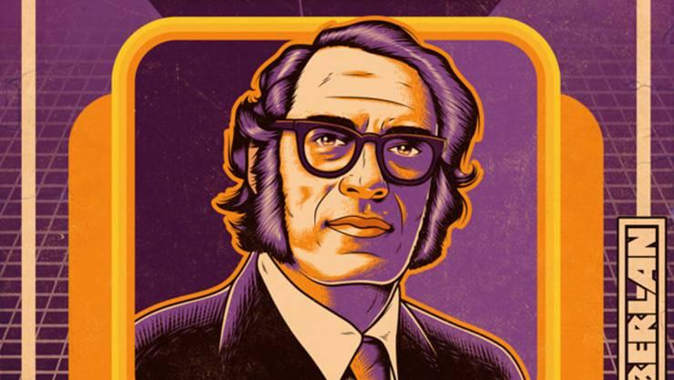 Isaac Asimov war einer der bedeutendsten Science-Fiction-Autoren des 20. Jahrhunderts.